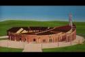 vizualizácia kláštora
