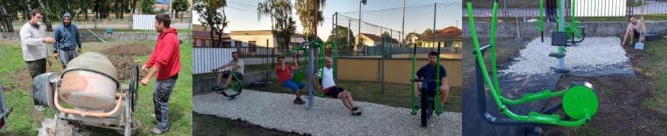 Fitness ihrisko